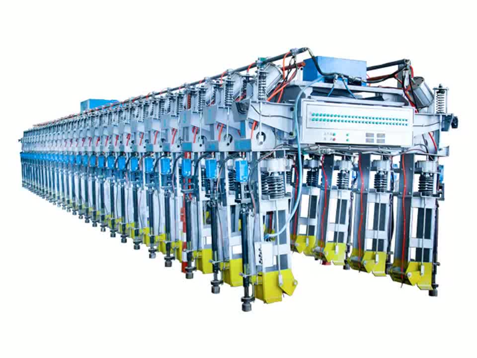 AJF Machine Anode Beam Raising Frame Automatic Rack Auxiliary Riser