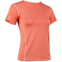 2021新款瑜伽训练短袖女弹力t恤质量如何?