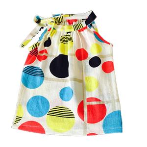 女童雪纺2021新品夏款韩版吊带衫