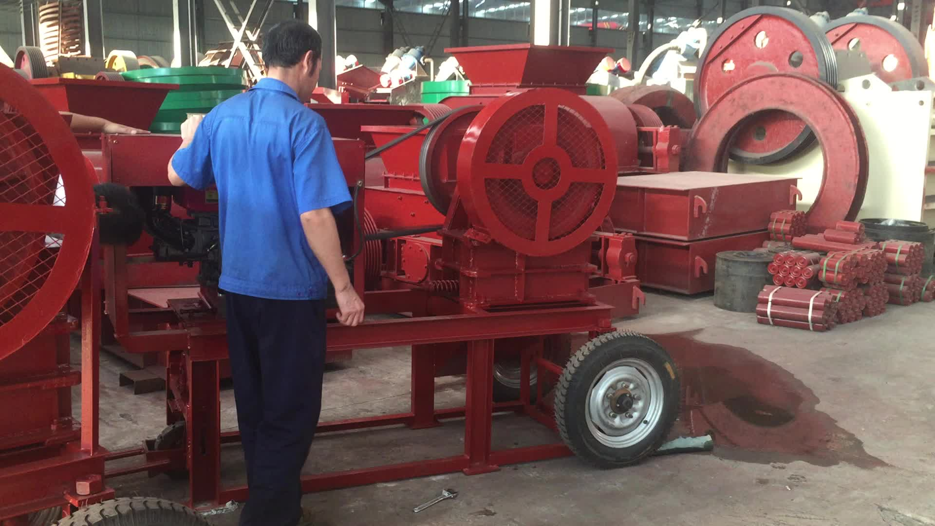 small diesel jaw crusher can be Portable stone crusher machinery small jaw crusher driven by diesel engine , find complete details about portable stone crusher machinery small jaw crusher driven by diesel engine,portable stone crusher,small jaw crusher for sale,portable jaw crusher diesel from crusher supplier or manufacturer-zhengzhou huahong machinery equipment co, ltd.