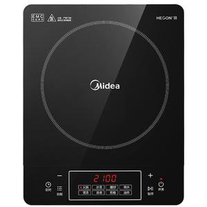 领【20元券】购买美的电磁炉家用炒菜智能多功能火锅