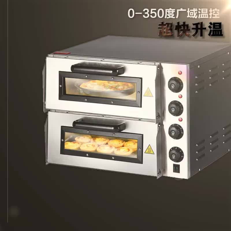 Bi-ep2p/ep2pt Hotsale Mini Electric Pizza Oven / Baking ...