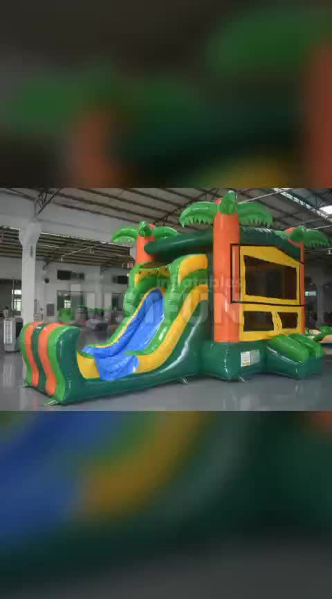 China manufactures kids party jumping castle inflatable kids bounce for sale