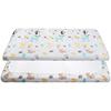 乖贝比婴儿床上用品棉防水婴儿床笠好不好