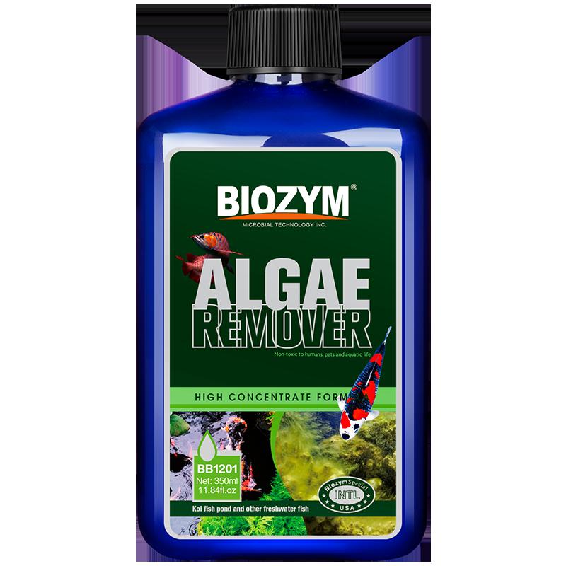 百因美除藻剂水族鱼缸锦鲤除藻去苔剂不伤鱼除绿藻除青苔褐藻剂