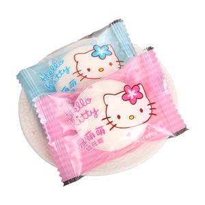 结婚棉花糖果汁夹心软糖500g