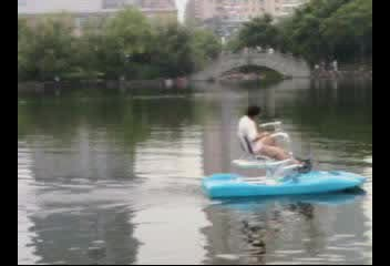 water sports equipment / pedal boat for 2 person