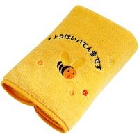 洗脸家用成人比纯棉吸水不掉毛面巾使用评测