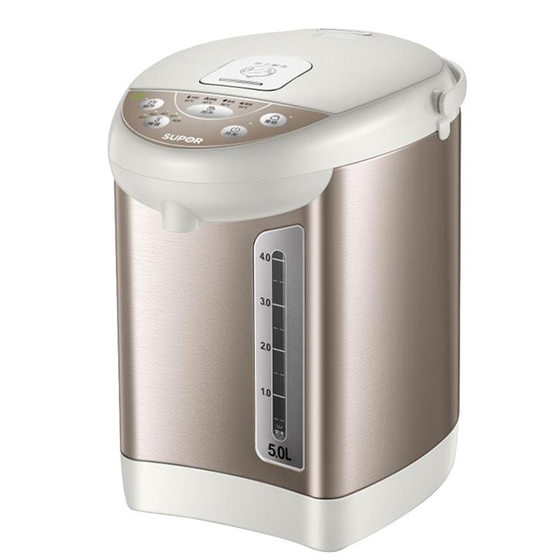 苏泊尔家用烧水壶器全保温电热水瓶质量好不好