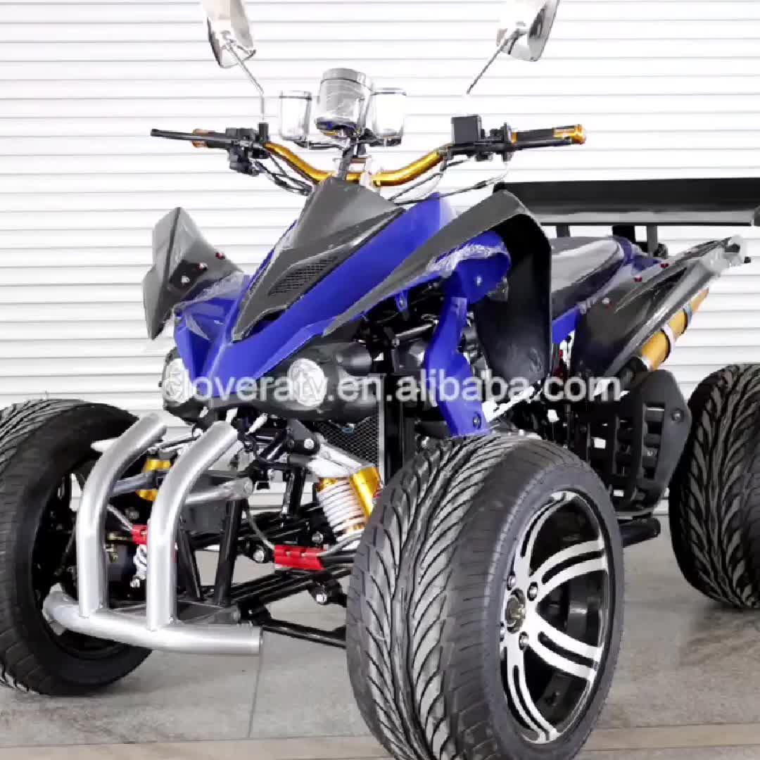 Quad bike Kawasaki EWG 250cc Racing ATV Vier räder Quad bike