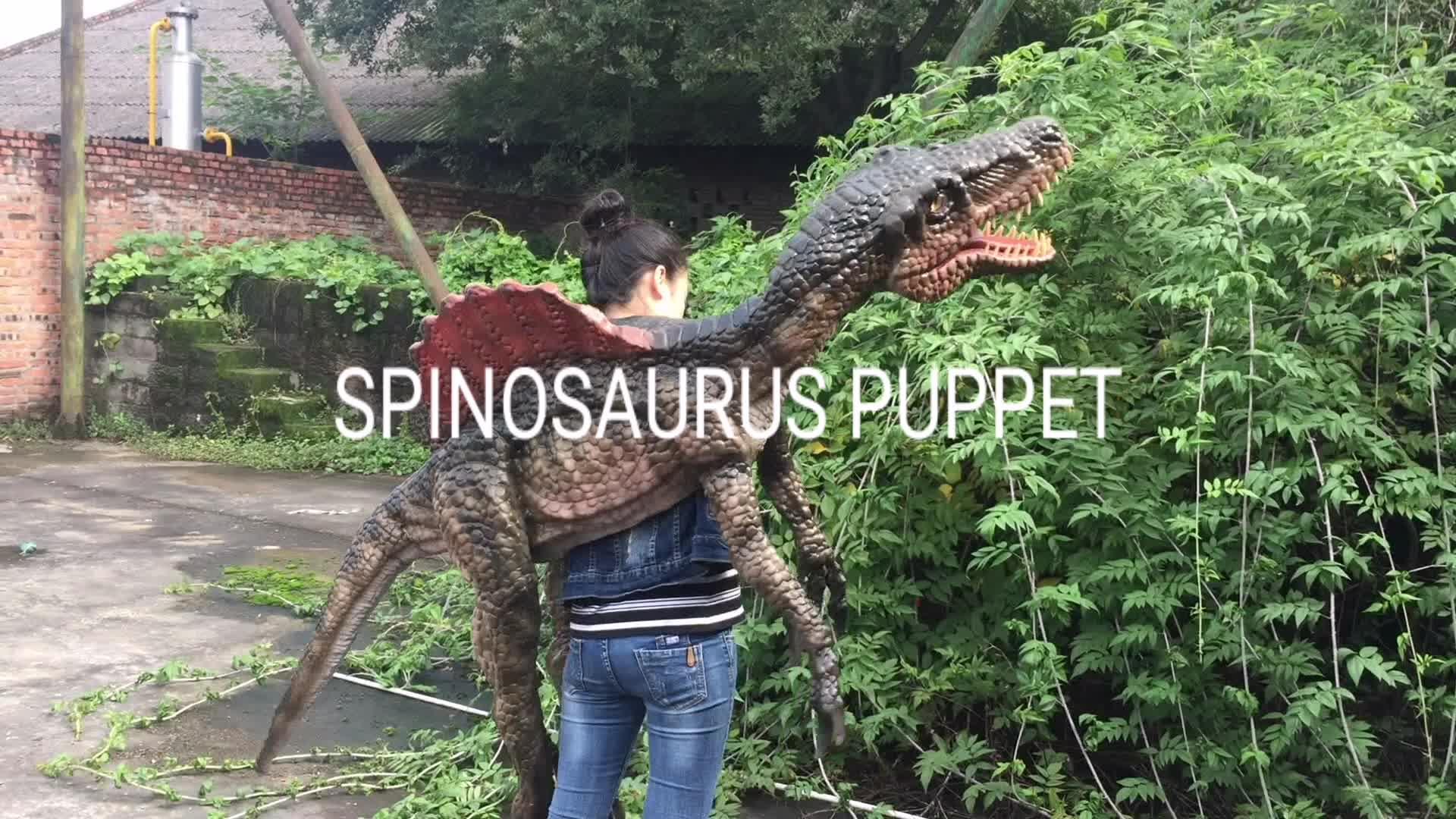 MIJN DINO DP-022 Realistische Kids Dinosaurus Kostuum voor Verkoop