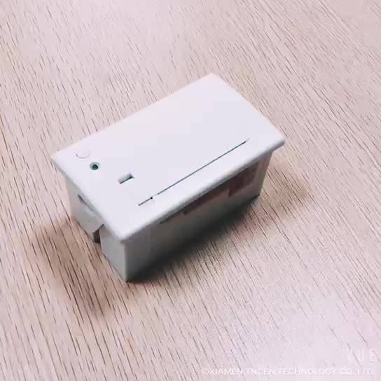 2Inch 58mm Factory Price Manufacturer New Model Thermal Panel Embedded Printer For Restaurant  TC701A