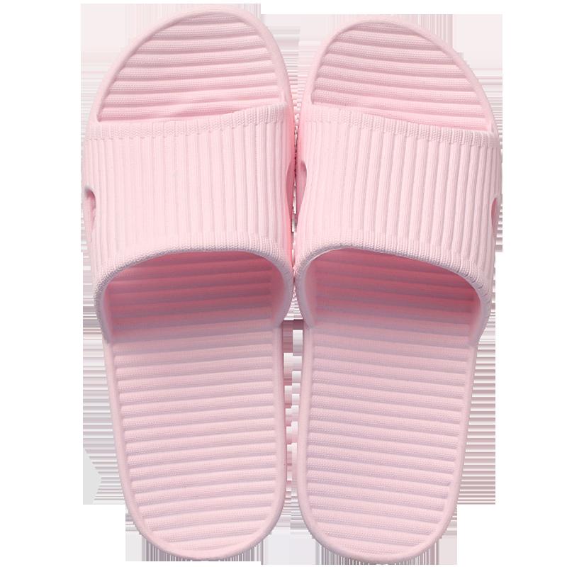 居家拖鞋女夏季室内厚底情侣男家居拖洗澡防滑浴室软底家用凉拖鞋