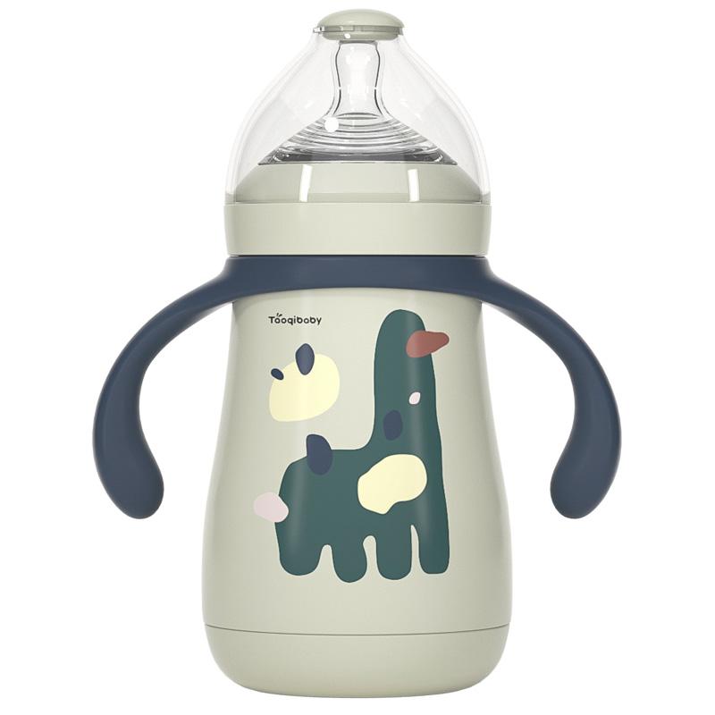 正品不锈钢保温宝宝保温杯带奶壶好不好