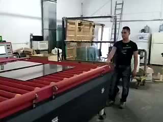 2436 tempered glass making machine