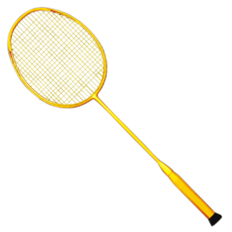 正品全碳素6u訓練拍男女羽毛球拍