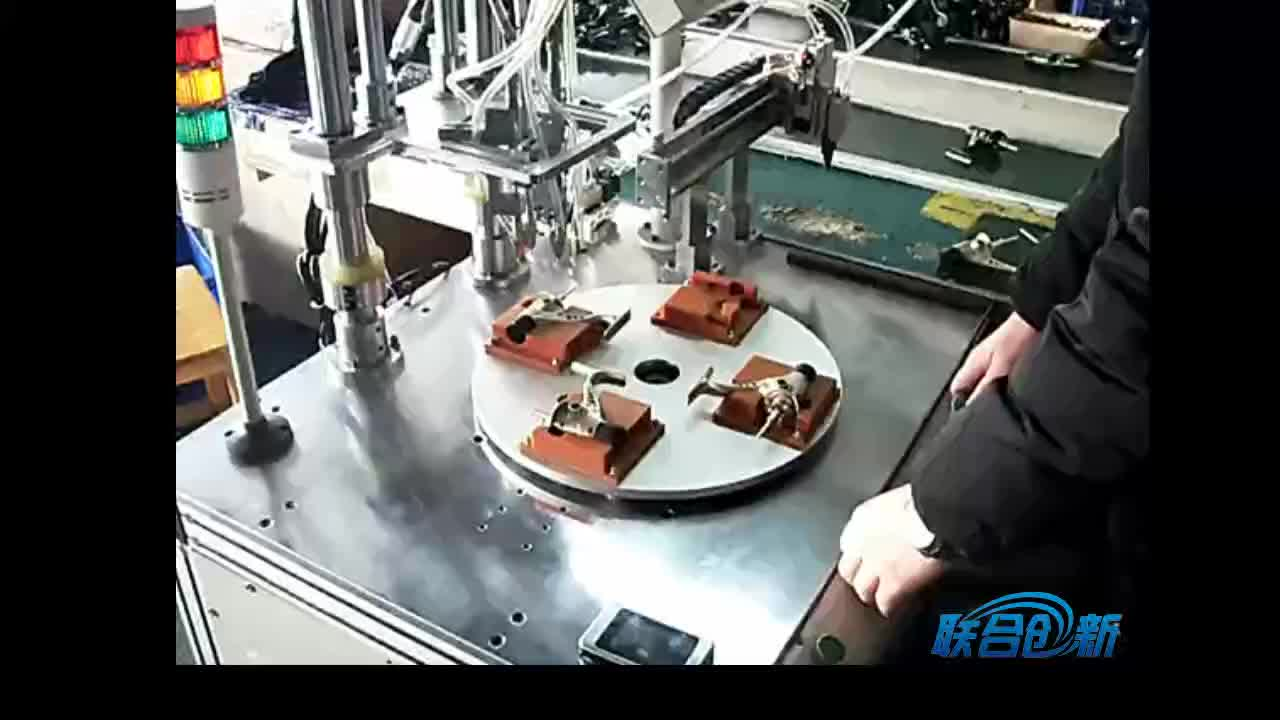 Multi-axis robotic automatic Screwdriver equipment for assembly line