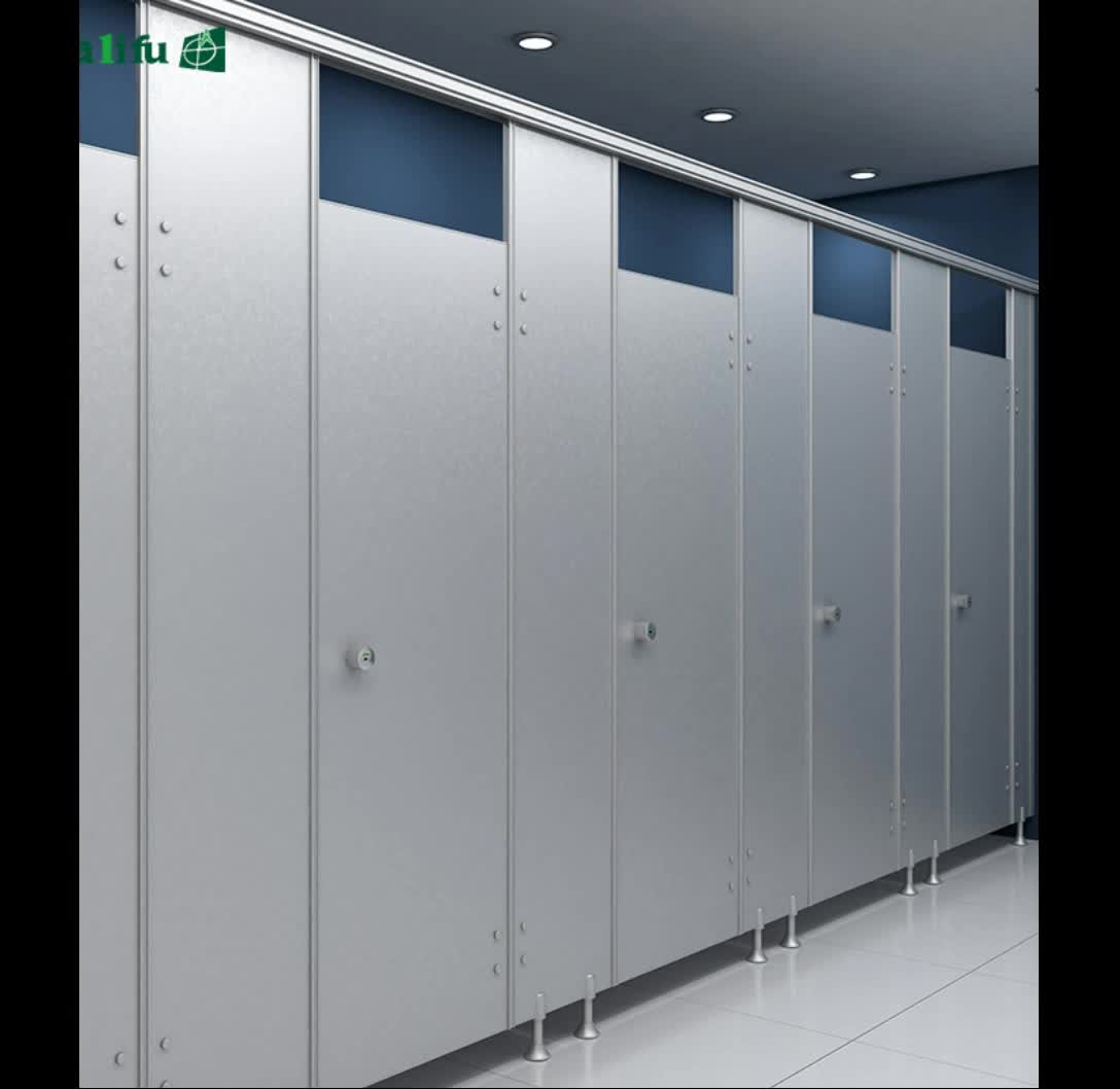 Cheap phenolic pvc toilet cubicle partitions