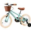 可优比儿童女男孩中大童童车自行车怎么样