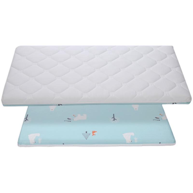 巴布童话婴儿床天然椰棕宝宝乳胶垫评价如何