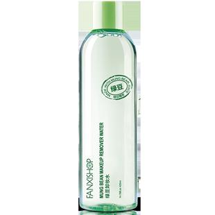 凡茜绿豆420ml深层清洁脸部卸妆水