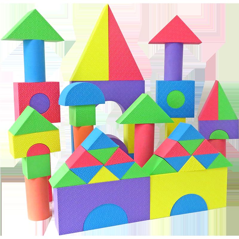 磁力棒儿童益智玩具散装磁性男孩女孩智力创意礼物拼装吸铁石积木