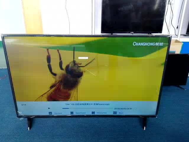 China LCD TV Factory Wholesale Cheap Price and  Full HD Television LED TV 75 inch 4K Smart TV