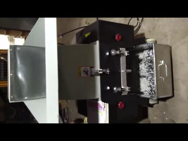 Automatique industrielle déchiqueteuse machine