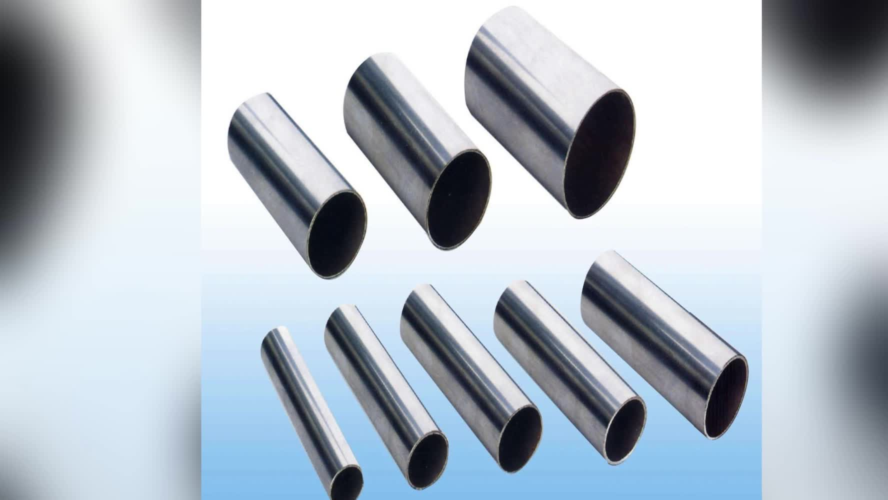Stainless steel pipe price per kg l