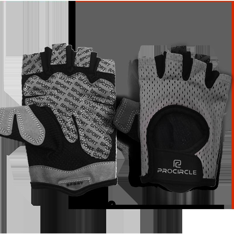 运动护掌瑜伽健身手套防滑耐磨半指器械透气薄款夏季锻炼护手掌女_天猫超市优惠券