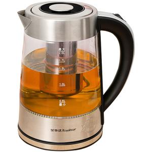 荣事达电热烧水壶泡茶家用全玻璃性价比好不好