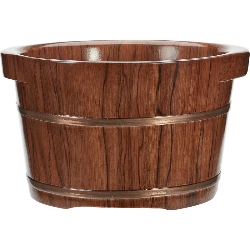 木质家用过小腿洗脚桶按摩泡脚盆评测参考