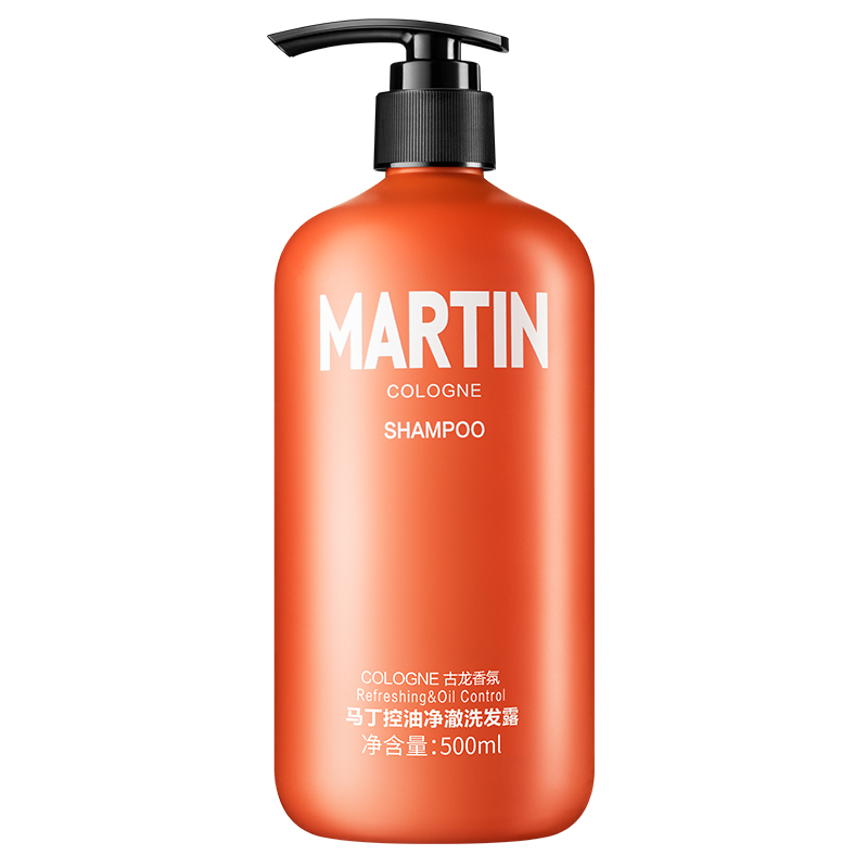 马丁古龙香氛男士去屑止痒洗发露膏评价如何