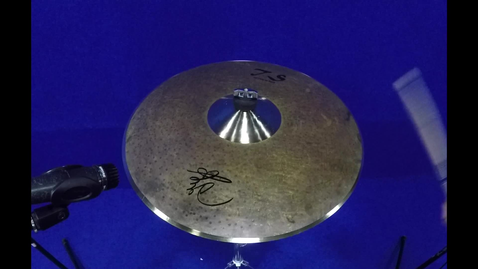 high quality b20 cymbals for drums