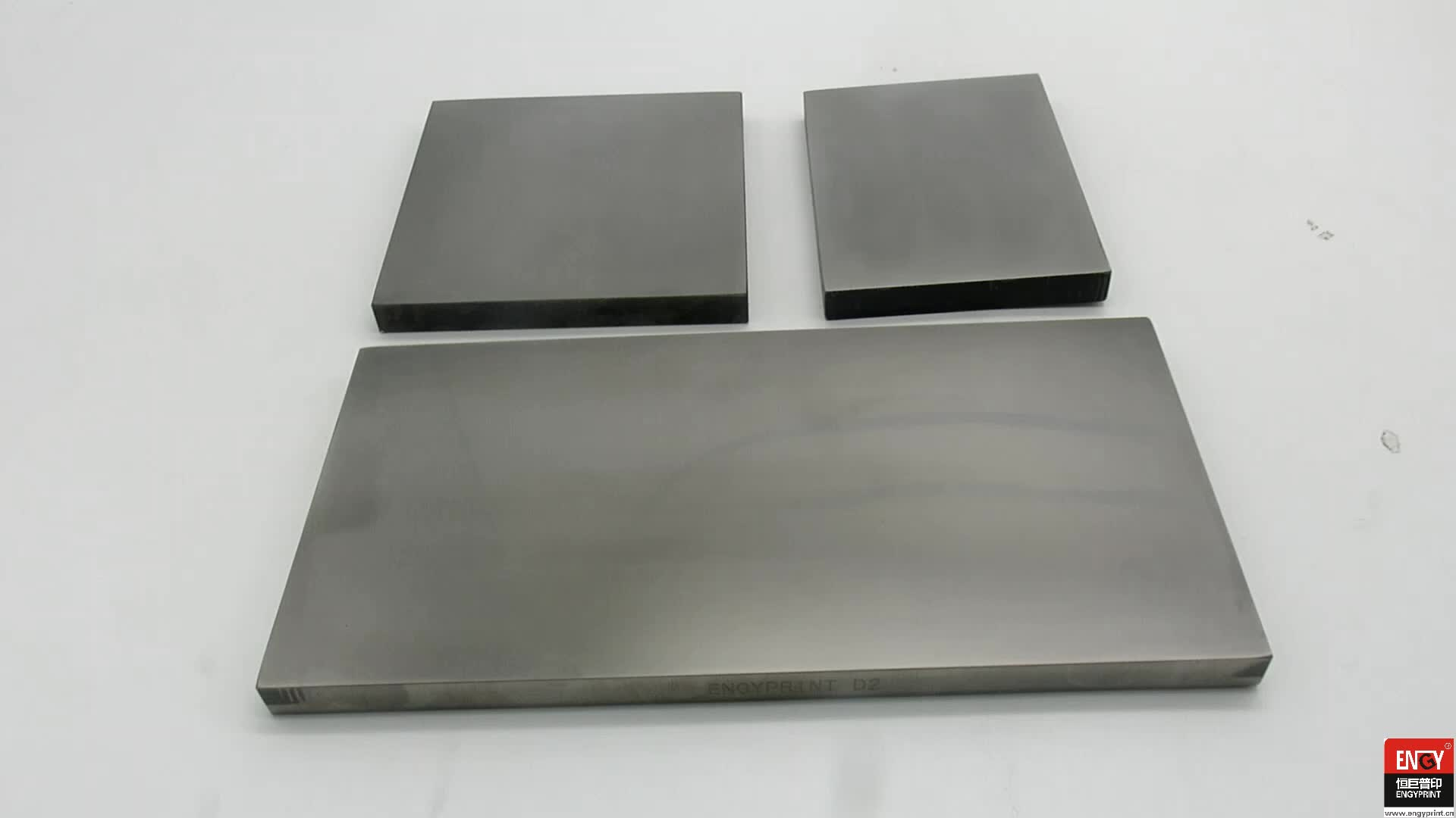 Thick Stainless Steel Cliche Pad Printing plate for KENT Machine