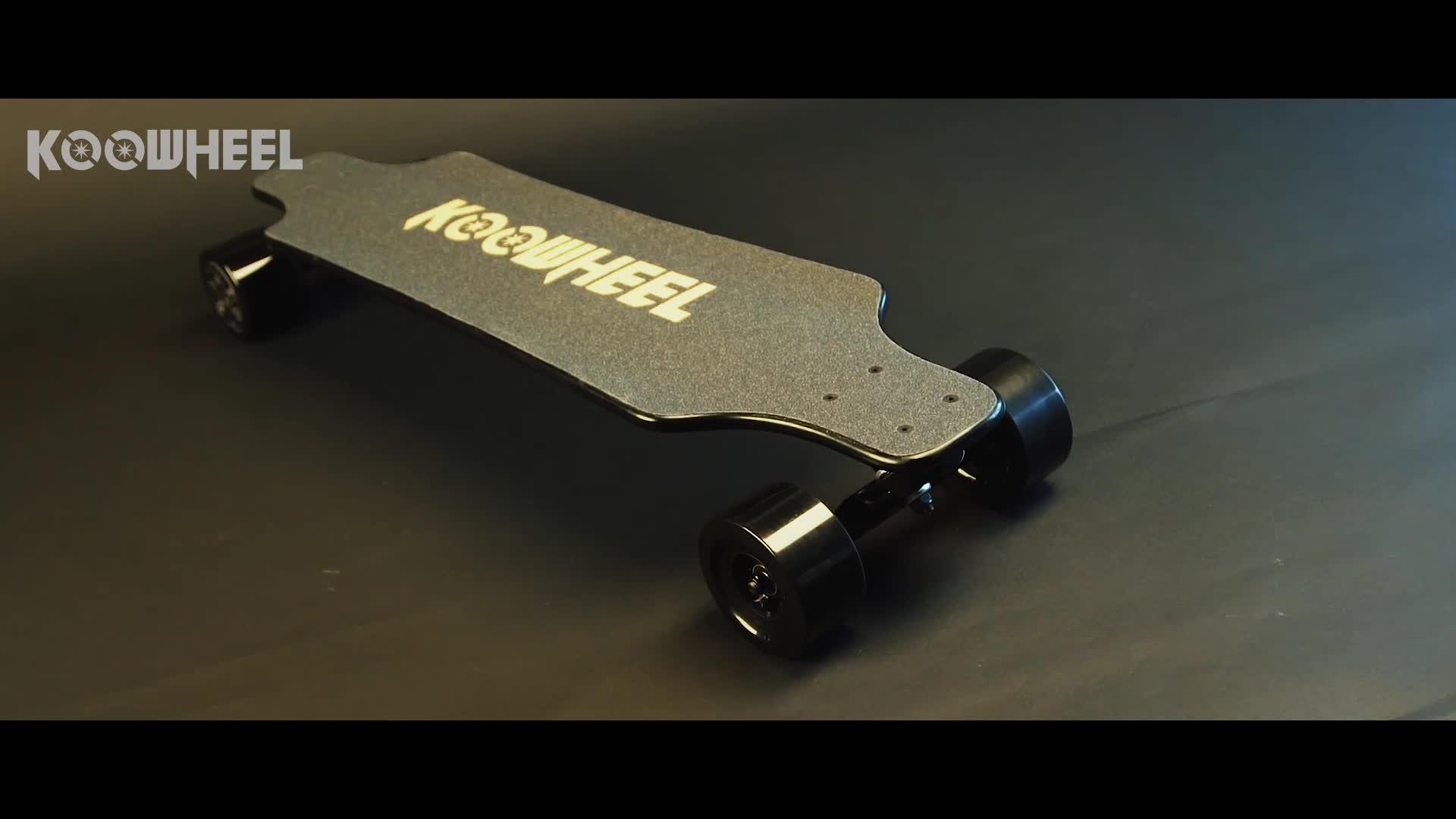 Koowheel billige fernbedienung motorisierte bord elektrische electro skateboard preis 800 watt