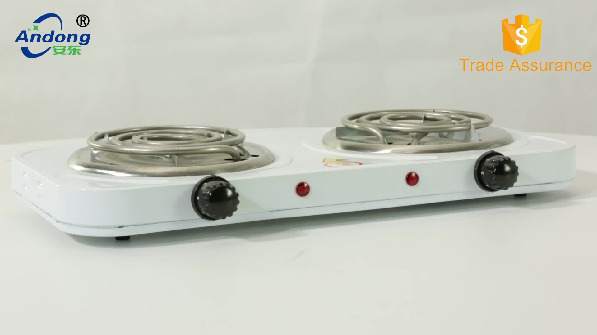 High quality 2 burner electric stove kitchen hot plates cooking appliances