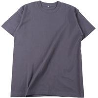 冷色系雾霾蓝紫色t恤男重磅打底衫质量好不好