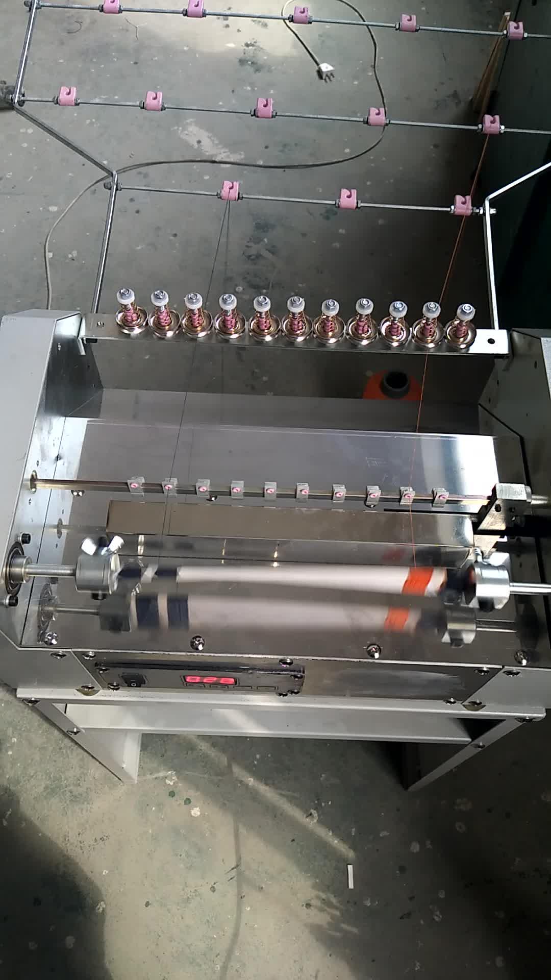 FEIHU yarn color card machine widning machine