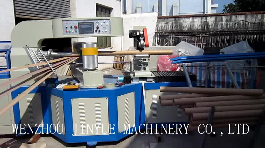 JY-HS50 Paper Tube Making Machine for paper Cores Fireworks Tube Making Machine Tube Making Machine
