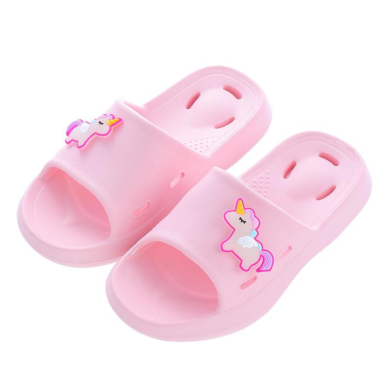 夏男童可爱1-8岁2防滑居家拖鞋买后点评