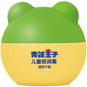 青蛙王子四季擦脸保湿宝宝滋润霜