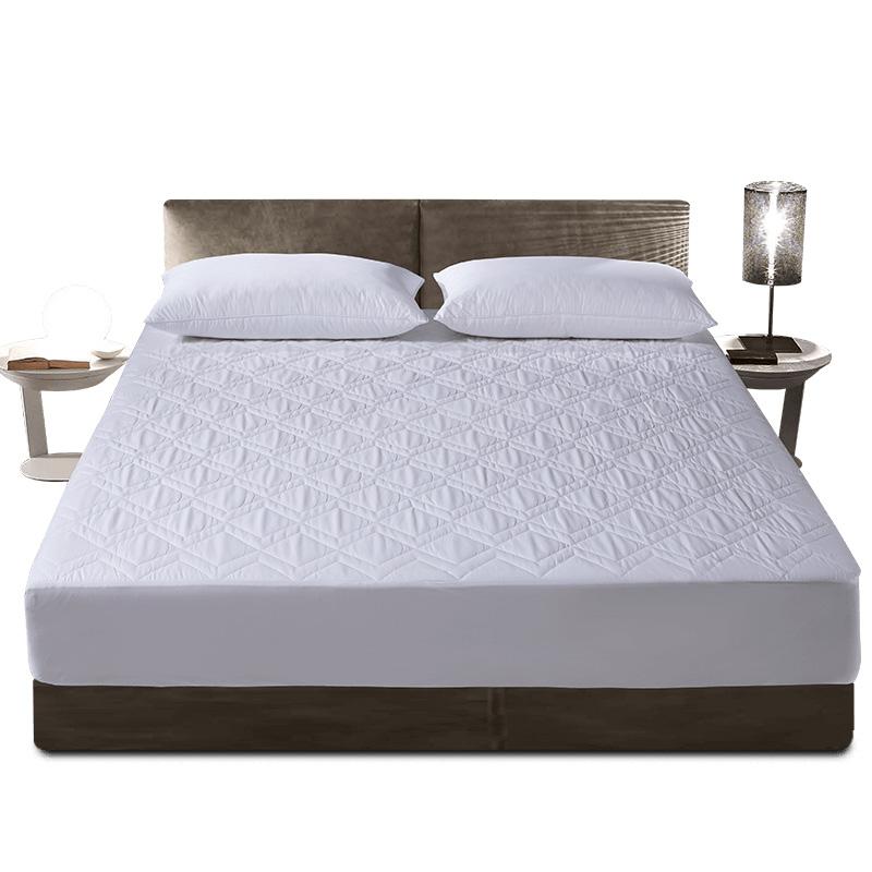 世茂深坑洲际酒店舒适防滑双人床垫质量怎么样