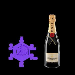 惠买全世界法国进口酩悦气泡酒果酒