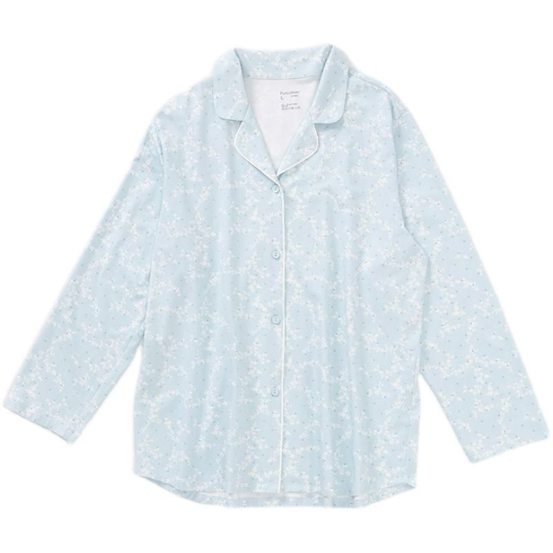 全棉时代孕妇全棉月子服喂奶45睡衣评价如何