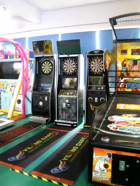 bar dart machine