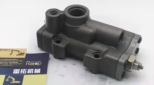 Regulator EX200-5 61006 excavator hydraulic pump regulator