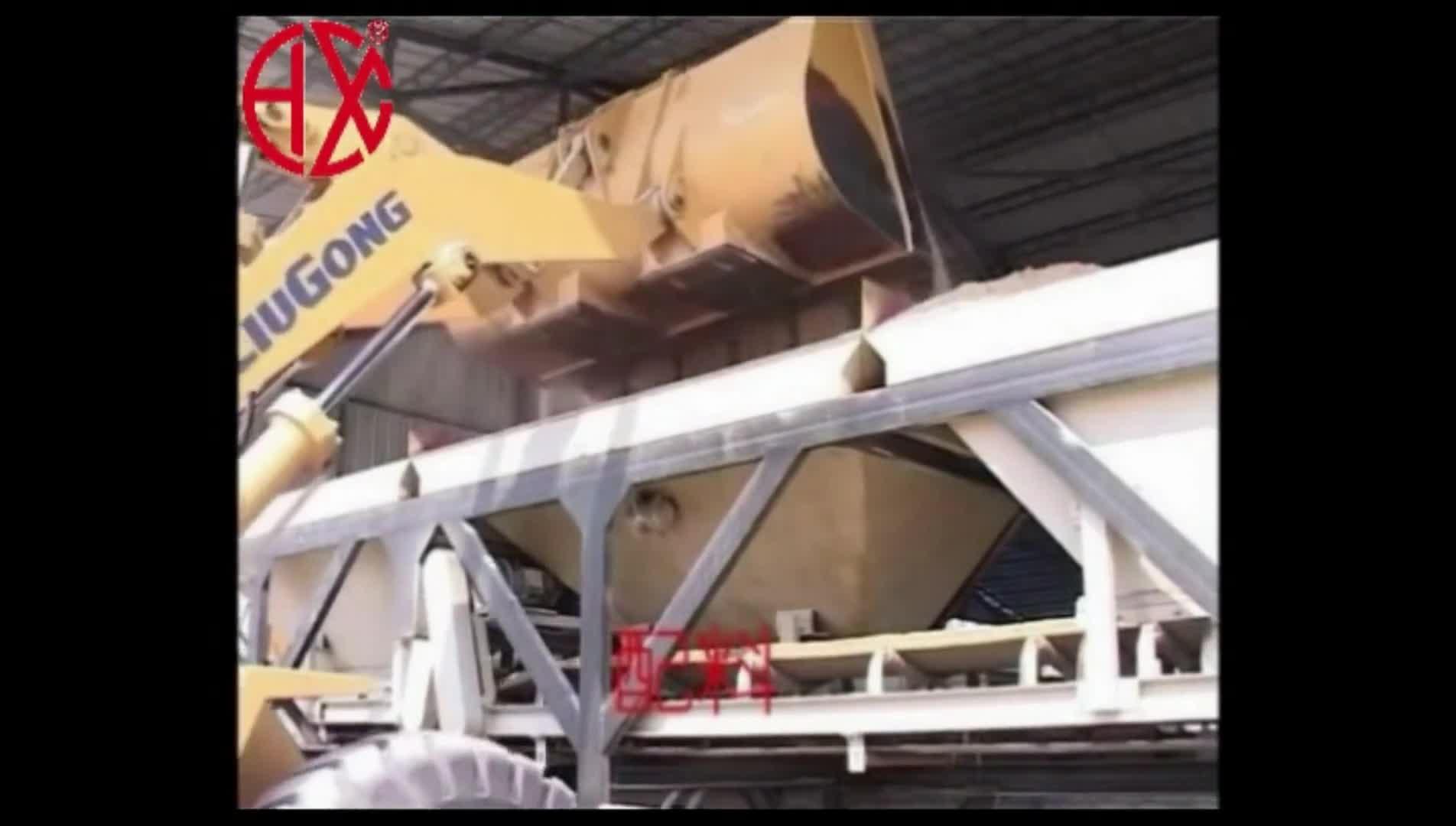 Différentes capacités bloc De Ciment faisant la machine