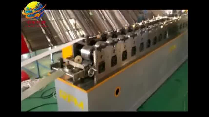 China factory ceiling t grid roll forming machine