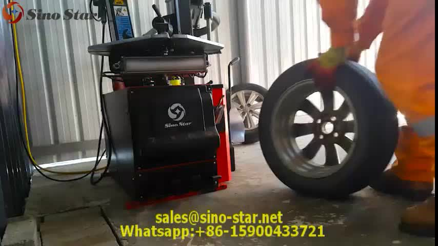 2018 The High Quality Factory portable automatic Tire Changer for Sales (SS-4888)